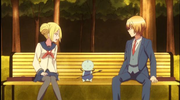 Izumi imagines Lala-Lulu fantasy-Love Stage!! Episode 2