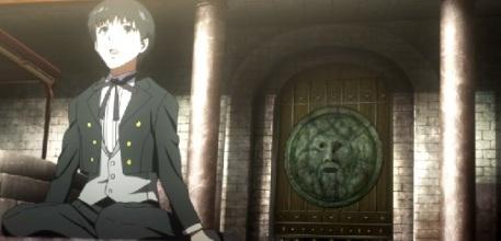 Kaneki in despair-Tokyo Ghoul Episode 4