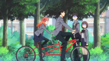 Nozaki-kun asking to Chiyo for a bike ride Part 5-Gekkan Shojo Nozaki-kun Episode 1
