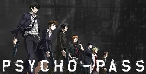 Psycho-Pass anime series