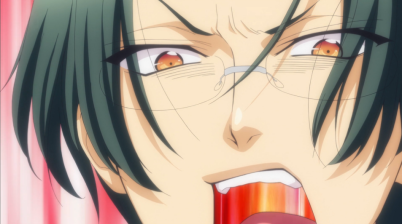 Rei pissed off Part 1-Love Stage!! Episode 1