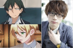 Takuya Eguchi's roles as a voice actor
