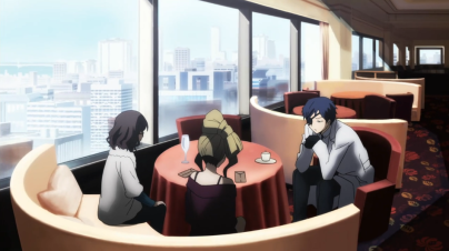 The others helping in the case Part 1-Re Hamatora Episode 1
