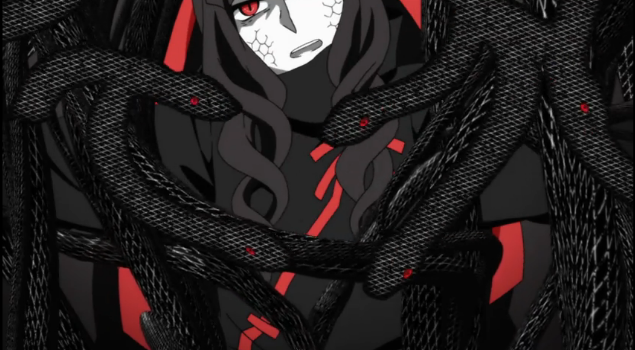 The serpents-Mekakucity Actors anime series review [The Huge Anime Fan]
