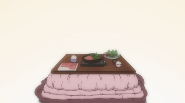 A family freindly Kotatsu-Recently, My Sister is Unusual anime series