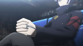 Art speaking with the Freemum group Part 5-Re Hamatora Episode 5