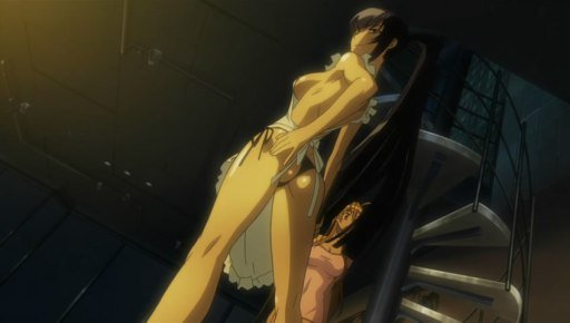 Busujima from Highschool of the Dead anime series
