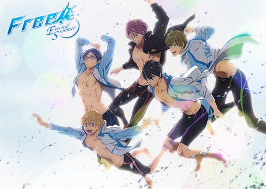 Free! Eternal Summer anime series