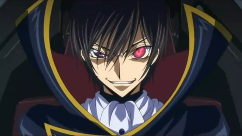 Lelouch from Code  Geass anime series