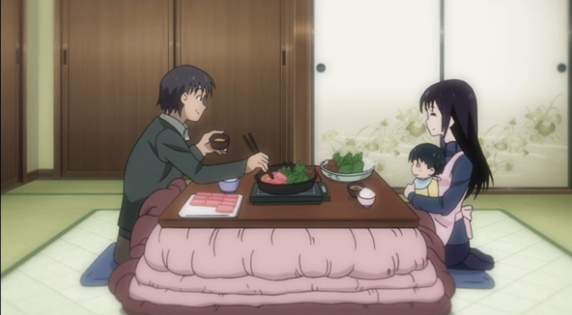 Warm family-Recently, My Sister is Unusual anime series