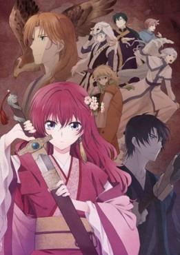 Akatsuki no Yona 2014 anime series