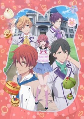 Bonjour! Sweet Love Patisserie 2014 anime series
