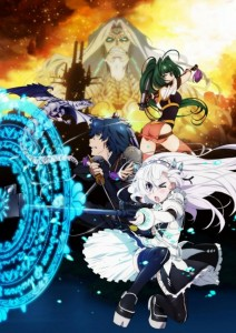 Chaika The Coffin Princess Avenging Battle 2014 anime series