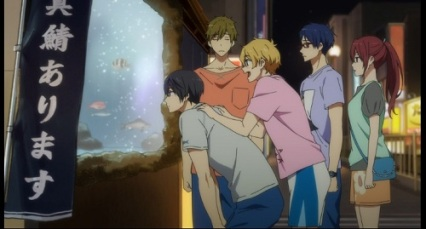 Free! Eternal Summer Episode 9