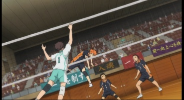 Haikyu!! Episode 22