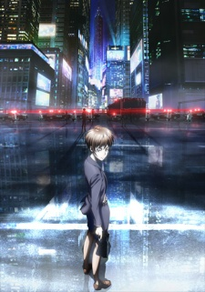 Psycho-Pass Season 2 2014 anime series