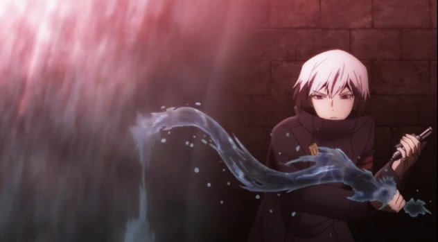 Re Hamatora anime series-Art