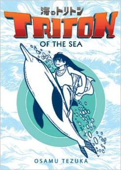 Triton of the Sea Volume 1 by Osamu Tezuka