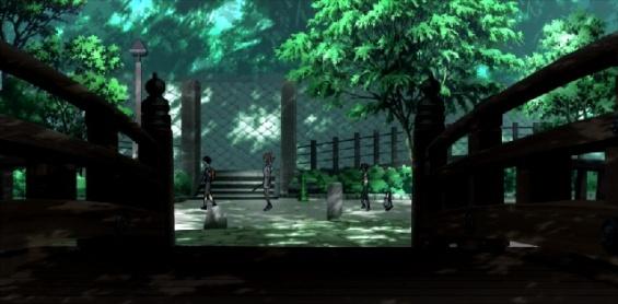 Ayumu walking away from Rinka-Tokyo ESP