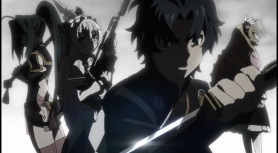 Chaika The Coffin Princess Avening Battle OP Part 2