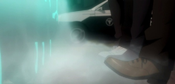 Fashionable shoe-ware-Psycho-Pass 2 Episode #1