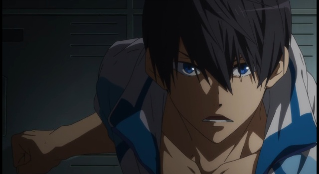 Free! Eternal Summer Episode #9-Haru's emotional outburst