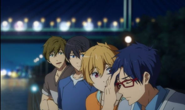 Free! Eternal Summer-reflecting on time together