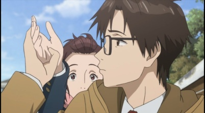 Murano 1-2-Parasyte anime Episode #1