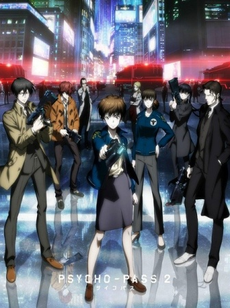 Psycho-Pass 2 2014 anime series