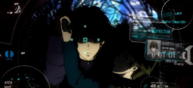 Psycho-Pass 2-New villain