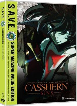 Casshern Sins SAVE