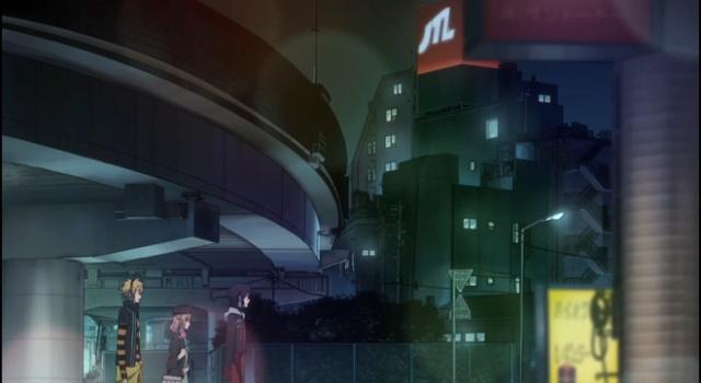 City-Amnesia anime series Episode #1