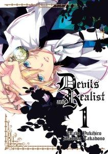 Devils and Realist Volume 1 by Madoka Takadono and Utako Yukihiro