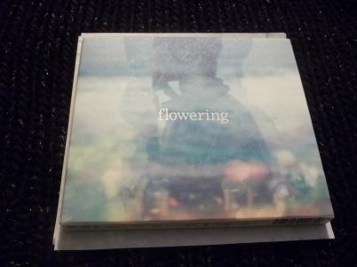 Flowering CD+DVD