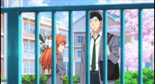Gekkan Shojo Nozaki-kun #12 CHiyo and Nozaki first meeting flashback