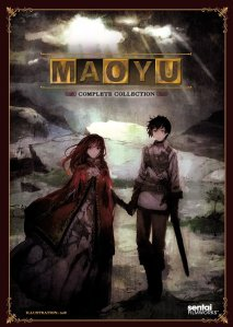 Maoyu Complete Collection-Sentai Filmworks