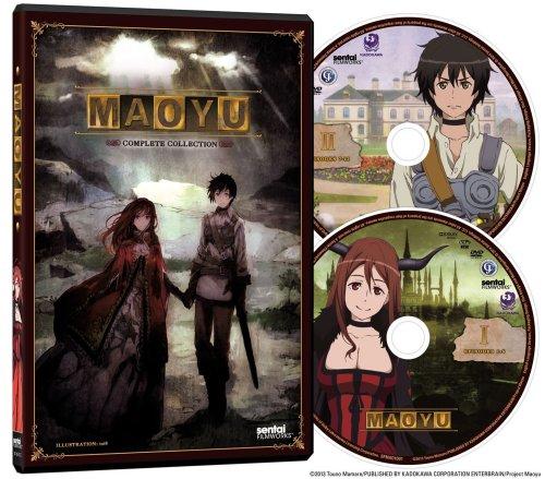 Maoyu-Sentai Filmworks Anime Release