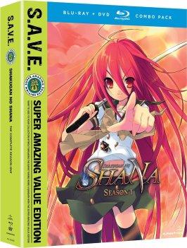 Shakugan no Shana Season 1 SAVE