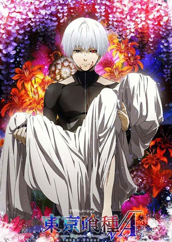 Tokyo Ghoul A 2015 anime series