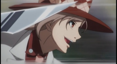 Magician attack in the Strike the Blood anime series Part 3