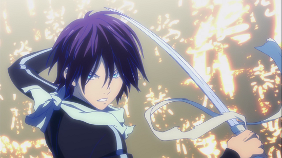 Noragami 2013 anime series screenshot sample