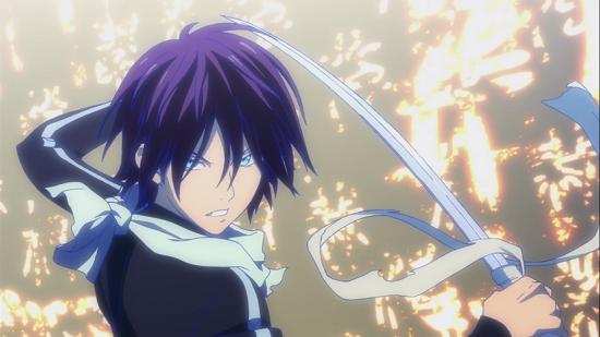 Noragami 2013 anime series screenshot sample