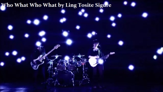 Who What Who What by Ling Tosite Sigure Music Video Snapshot