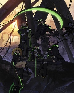 Seraph of the End 2015 anime series
