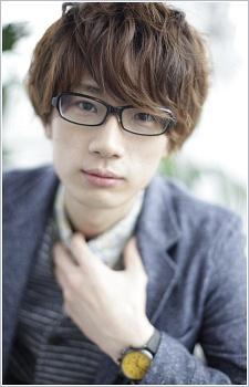 Voice actor Takuya Eguchi