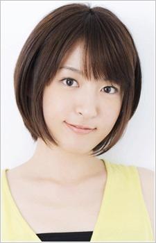 Voice actress Mikako Komatsu