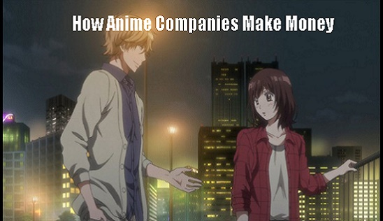 Wolf Girl and Black Prince Meme-How Anime Companies Make Money