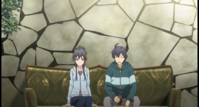 My Teen Romantic Comedy is Wrong As I Expected. 2-Hachiman and Yukino always at their biting and sarcastic attitude Part 3