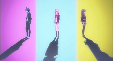 My Teen Romantic Comedy is Wrong As I Expected. 2-OP Part 2
