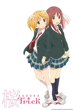 Sakura Trick 2014 anime series